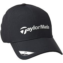 TaylorMade TM15 TMStormBlk Casquette pour Homme Noir S/M Noir