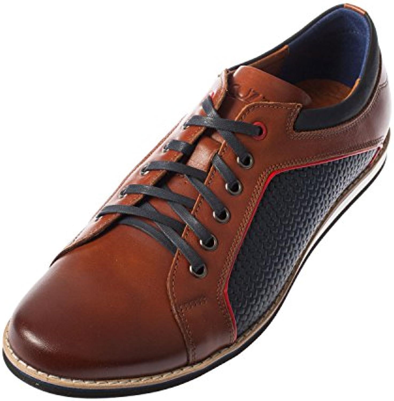 Lacuzzo Herren Sneaker Blank  Billig und erschwinglich Im Verkauf