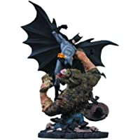 DC Comics 2 nd Edition Batman versus Killer Croc Statue