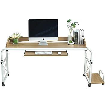 soges h henverstellbar computertisch laptoptisch betttisch. Black Bedroom Furniture Sets. Home Design Ideas