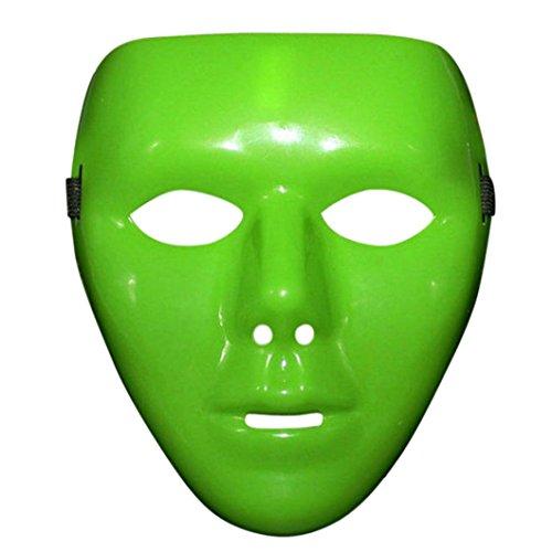 Xmansky Halloween Party Maske Straßenmasken (Kostüme Auf Make Basierend Halloween Up)