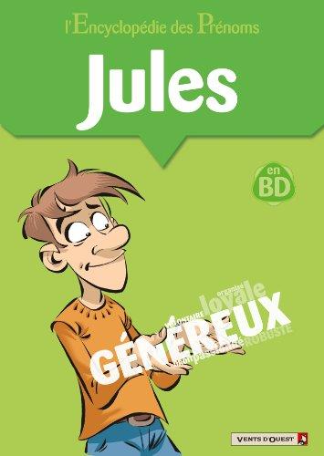 L'encyclopédie des prénoms tome 28 : Jules