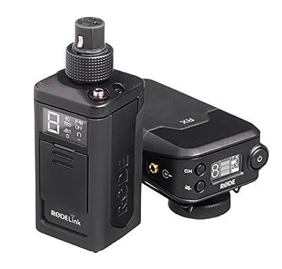 RODE Link Wireless News Shooter Kit - Black