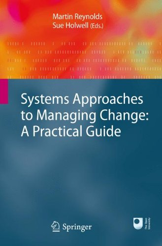 Systems Approaches to Managing Change: A Practical Guide Cover Image