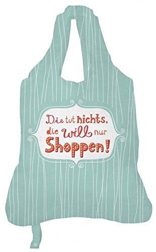 Einkaufsbeutel Tasche Die tut nichts