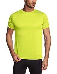 Rogelli Promo T-shirt à manches courtes pour homme