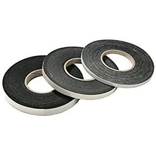 Kompriband 10/4 anthrazit 8m Rolle Komprimierband Dichtband Fugendichtband -14mm dekomprimiert