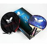 Butterfly 302 Penhold Table Tennis Racket