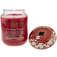 Heart & Home Duftkerze Klein Christmas Night - 115 g preisvergleich bei billige-tabletten.eu