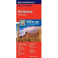 Rand McNally Easy to Read! Arizona State