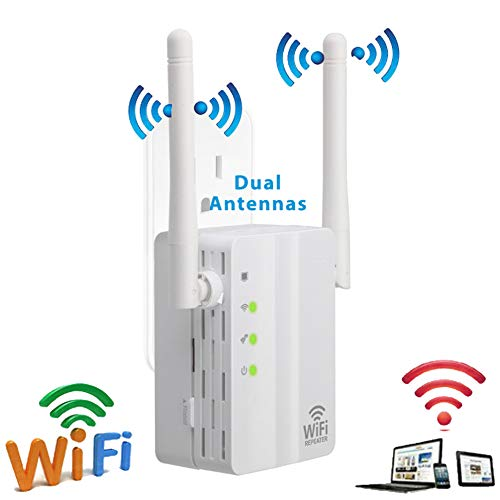 ZENWEN WiFi Repeater 300M WiFi Wireless SignalverstäRker Booster WiFi Signal Repeater Wireless Repeater Range Extender