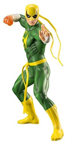 Kotobukiya MK242 Iron fist - The Defenders series Statue