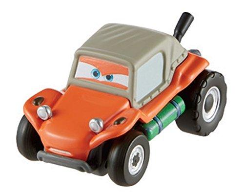 Matchbox Disney Cars (Disney Pixar Cars – Radiator Springs 500 – 1:55 Geländewagen – Sandy Dunes [UK Import])