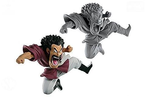 Dragon Ball Z SCultures BIG modeling Tenkaichi Budokai 7 å…¶ä¹Etwo (Mr. Satan) Full set of 2 Banpresto Prize