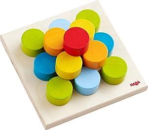 HABA 303709 Juguete de construcción - Juguetes de construcción (Stacking Blocks, Multicolor, 1.5 yr(s), 14 pc(s), Boy/Girl, Children)