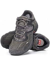 Salomon Elios 2 - Zapatillas de trekking Mujer - GTX gris/negro 2016
