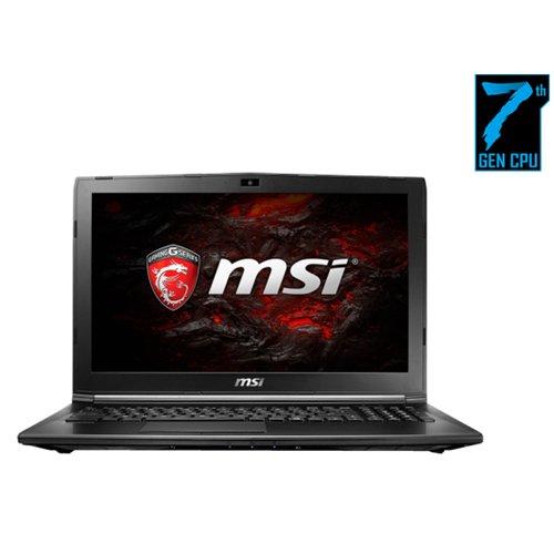MSI GL62M 7RD 15.6 Inch Gaming Laptop ( Core i5-7300HQ/ DDR4 8GB/ 1TB(SATA) 7200rpm/ Windows 10/ GeForce GTX 1050, 2GB GDDRS) image