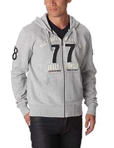 Helly Hansen Graphic F/Z Hoodie Sweat-shirt homme Grey Melang S