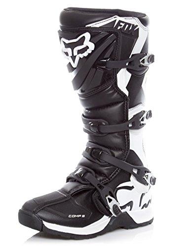 Fox Shoes Lady Comp 5 Black/White 5 (220 Mm) Fox Comp 5 Boots