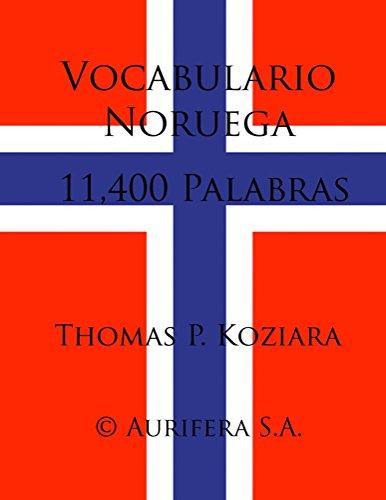 Vocabulario Noruega