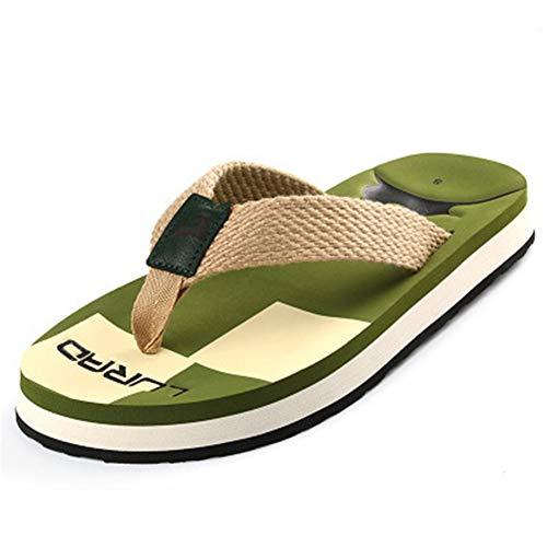 SLCN Chancletas Exteriores Hombre Zapatos De VeranoSuela
