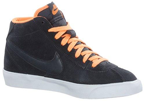Nike Bruin Mid Freizeitschuhe Jungen schwarz/orange