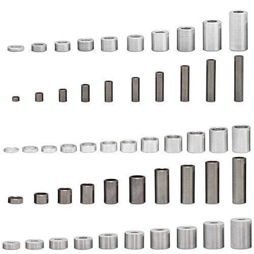 Sonstige Fassade 100% Wahr 100 Sicherheits-balkonschrauben-set M5 X 65 Mm V2a Trespa Edelstahl A2 Schrauben
