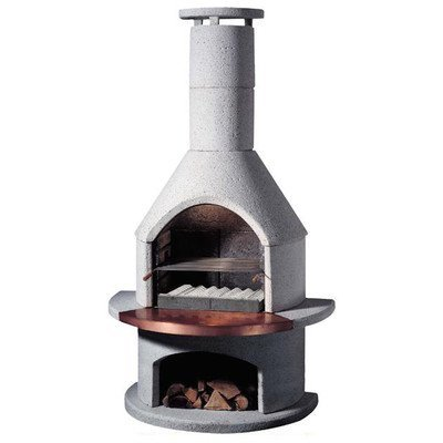 54cm Rondo Masonry Charcoal Barbecue