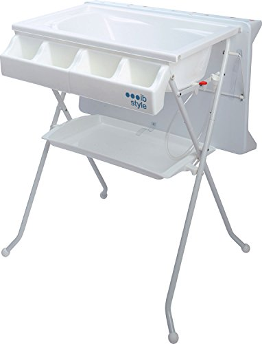 IB-Style - Table à langer pliable avec baignoire - Commode ...