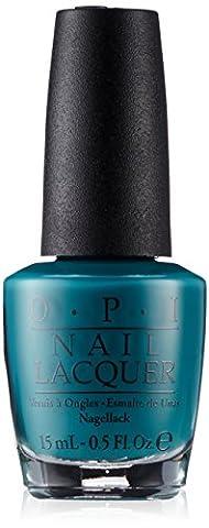 OPI Nagellack, aus der Fiji-Kollektion, 15ml, Blau / Grün (Opi Nagellack Grün)