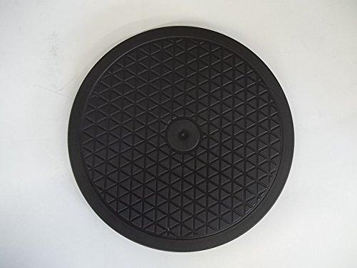 Twister für Chi-Maschinen, schwarz, besonders dünn