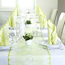 Suchergebnis Auf Amazon De Fur Tischdeko Hochzeit Grun Weiss
