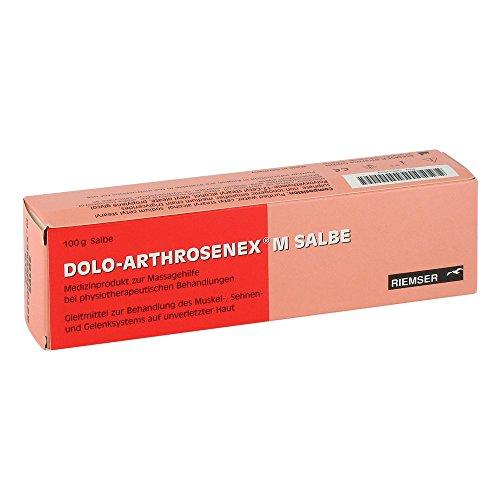 Dolo Arthrosenex M Salbe 100 g -