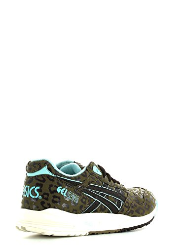 Asics Gel Saga Light Brown Dark Brown Brown