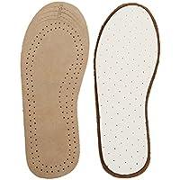 SUPVOX Shoe Pads Leder-Einlegesohlen können geschnitten werden Sweat Antibakterielle Schuhe Kissen für Fußpflege... preisvergleich bei billige-tabletten.eu