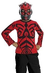 Rubies Costumes Star Wars Darth Maul enfant Costume Kit Medium - 8-10