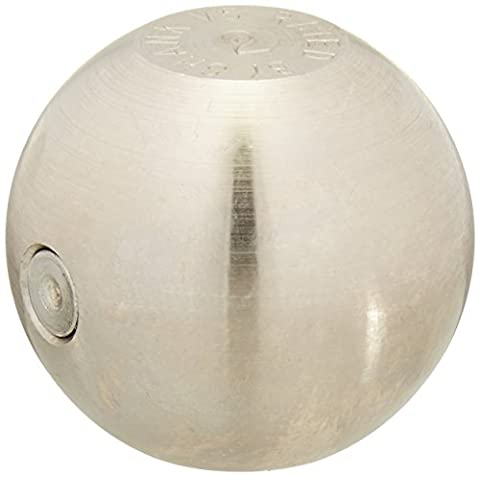 Convert-A-Ball 400B Nickel-Plated Replacement Ball - 2 by Convert-A-Ball