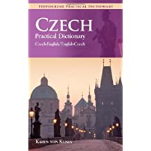 Czech-English/English-Czech Practical Dictionary (Hippocrene Practical Dictionary)