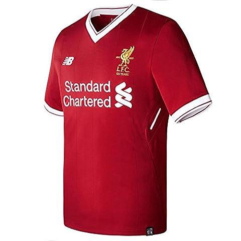 Liverpool Mens Shirt 2017-18, Home Shirt XL