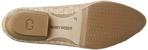 Gerry Weber Como 01, Brogues Femme Beige