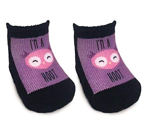 Living Royal I'm A Hoot Baby Socks 0-6 Month