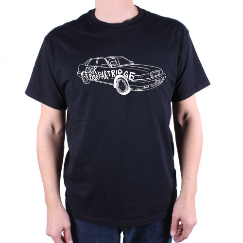 Cock Piss Rover 800 T Shirt by Old Skool Hooligans