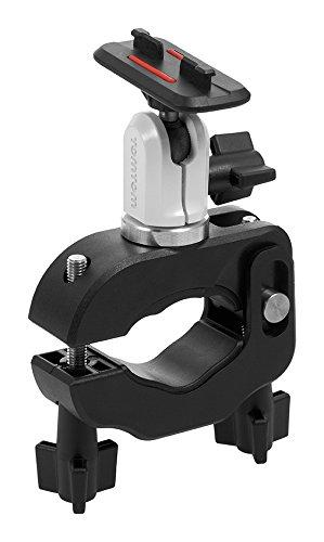 TomTom Fahrradhalterung (Speziell für Radfahrer Entwickelt, Einfache Anbringung und Entfernung, Gummiertes Band) schwarz