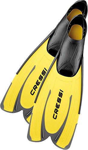 Cressi Flossen Agua Aletas de Snorkeling, Unisex,...