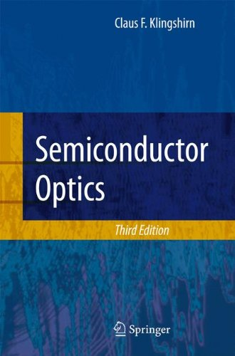 an introduction to the analysis of semiconductors