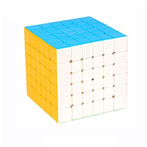 Zauberwürfel Magic Cube Cubo Magico Puzzle Cube Tasche Stehen Spielzeug Kid 6x6 (Sechs Speed-schwestern)