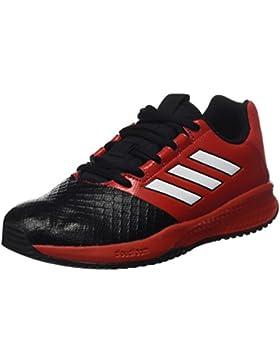 adidas Rapidaturf Ace K - cblack/ftwwht/red