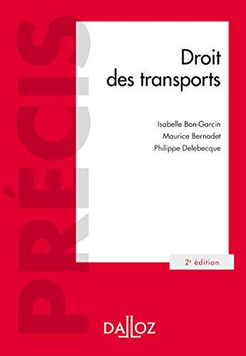 Droit des transports (Précis) par Philippe Delebecque