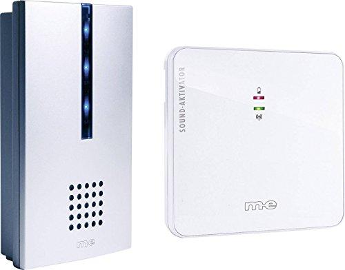 m-e modern-electronics FG 16 41018 Funkgong Komplett-Set -