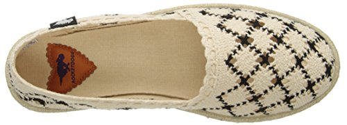 Rocket Dog Acosta Femmes Toile Espadrille Natural Starfish